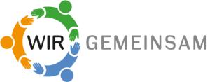 Logo WIR GEMEINSAM mit Text 1280x0500