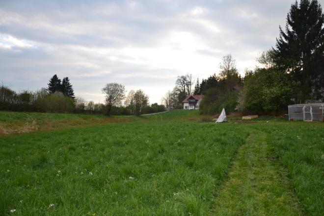Teil d. Grundstücks